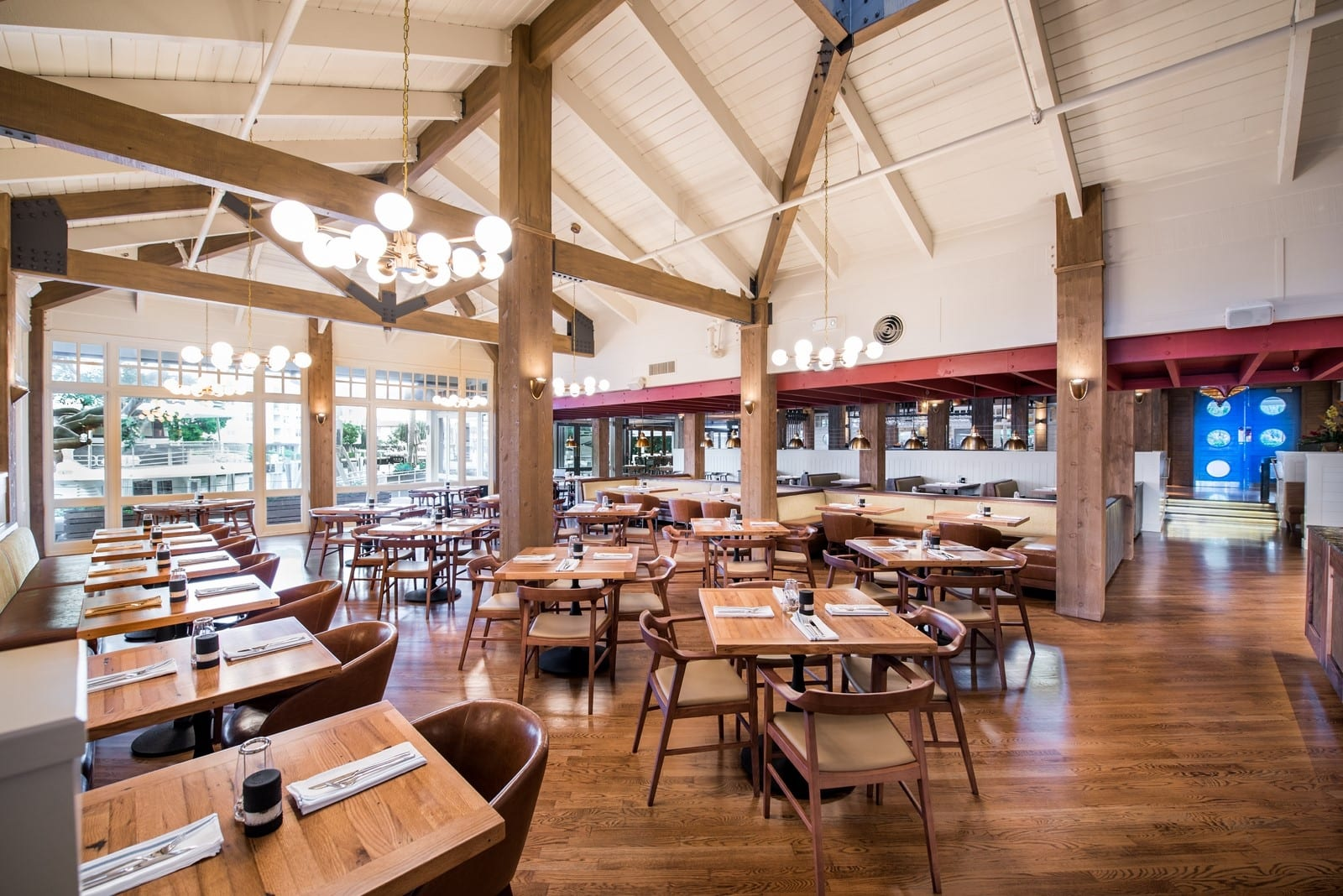 Boatyard restaurant design bigtime studios