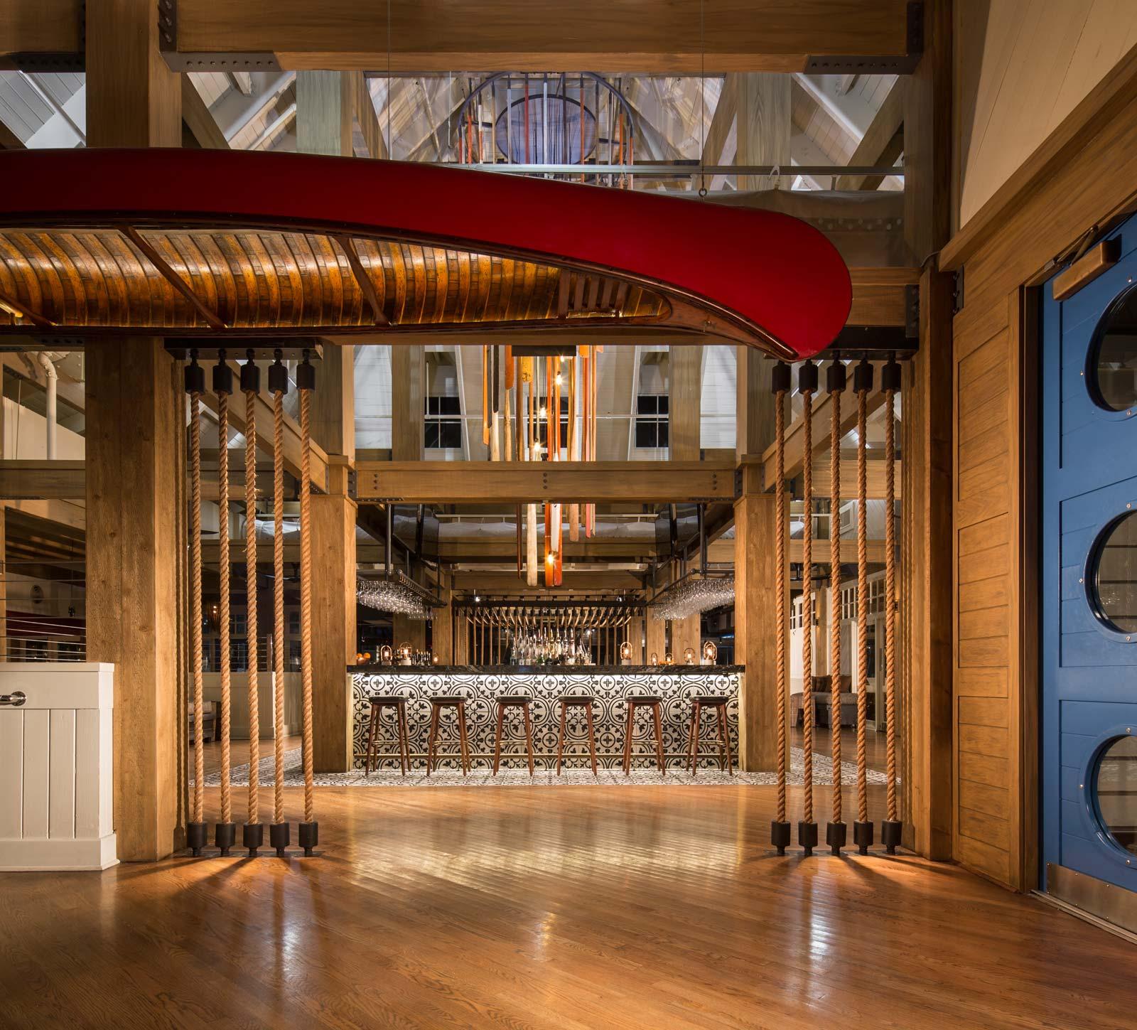 boatyard restaurant - nightclub design, bar & restaurant design