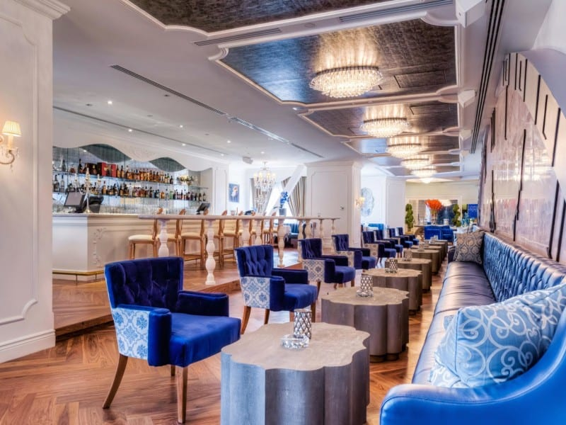 Bagatelle miami restaurant design by bigtime design studios