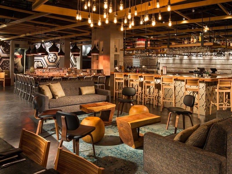 Soowoo - Miami - Restaurant Design by Bigtime Design Studios