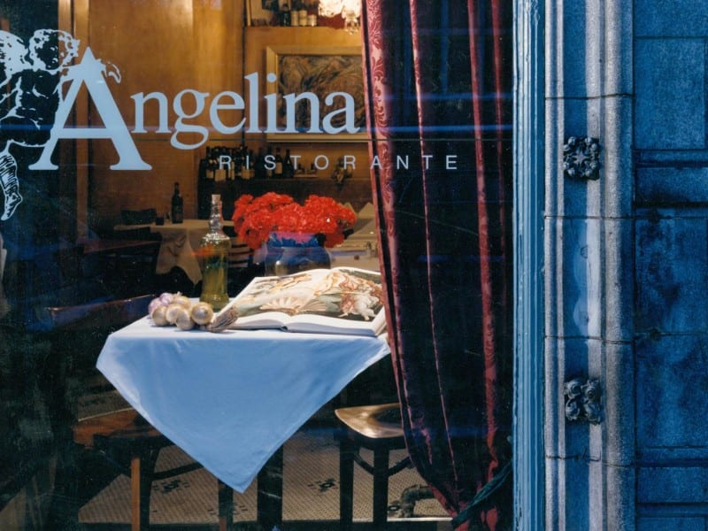 Angelina Ristorante - Chicago, IL - Restaurant Design by Bigtime Design Studios