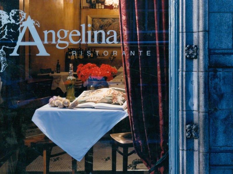 Angelina Ristorante - Chicago, IL - Restaurant Design by Bigtime Design Studios