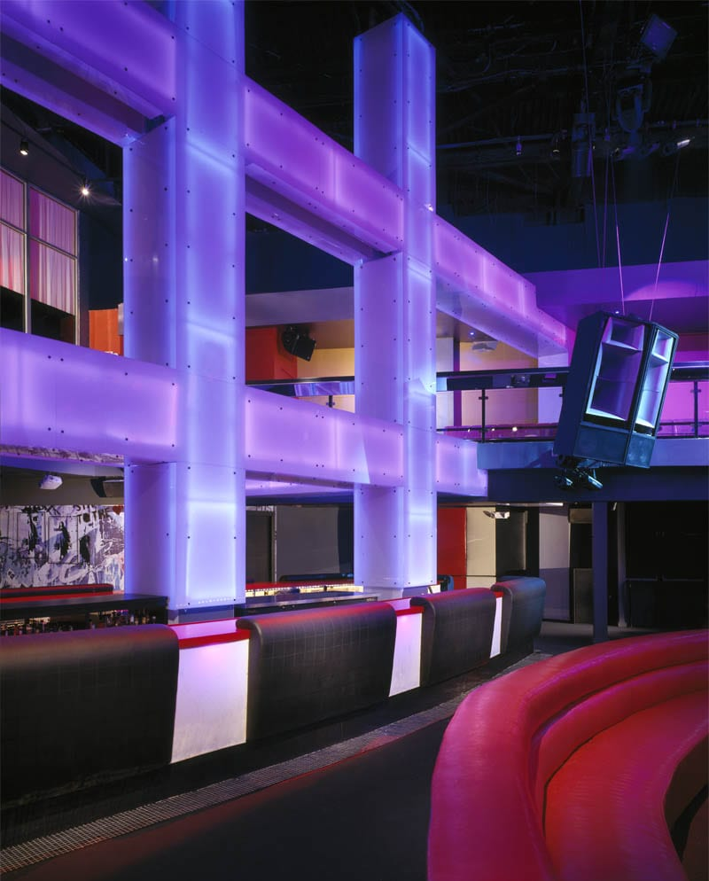 Cameo Nightclub Hotel Restaurant Amp Nightclub Design By