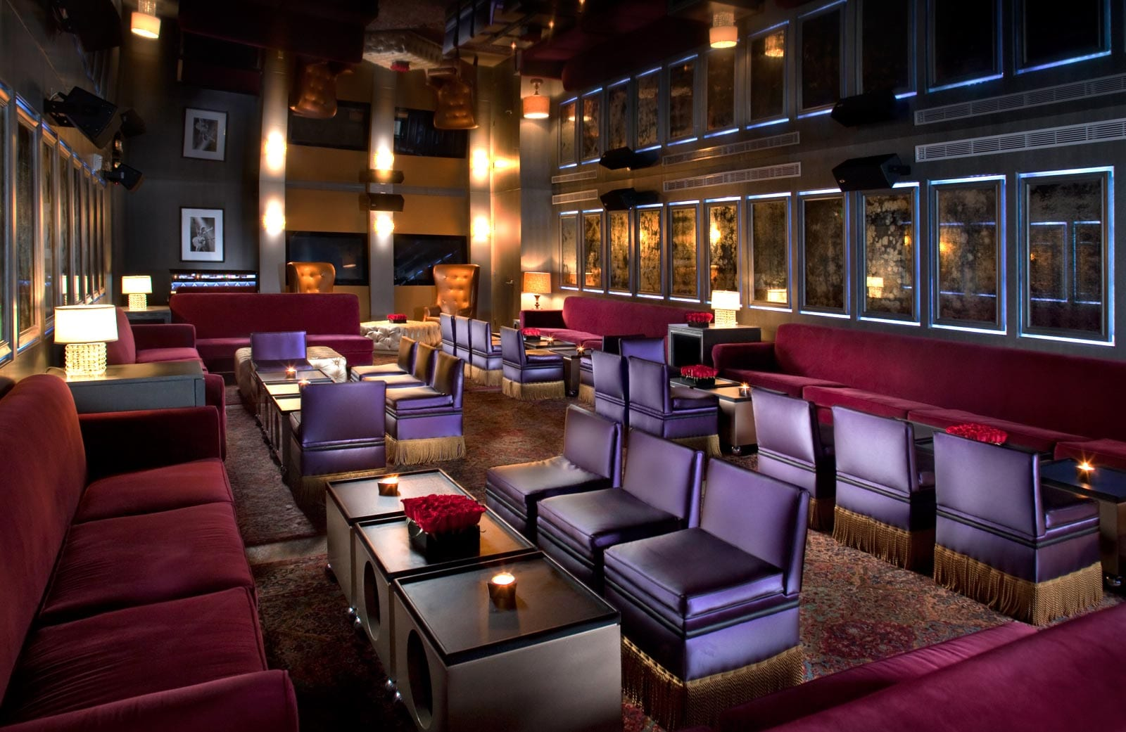 B Bar At The Betsy Hotel Hotel Restaurant Amp Nightclub