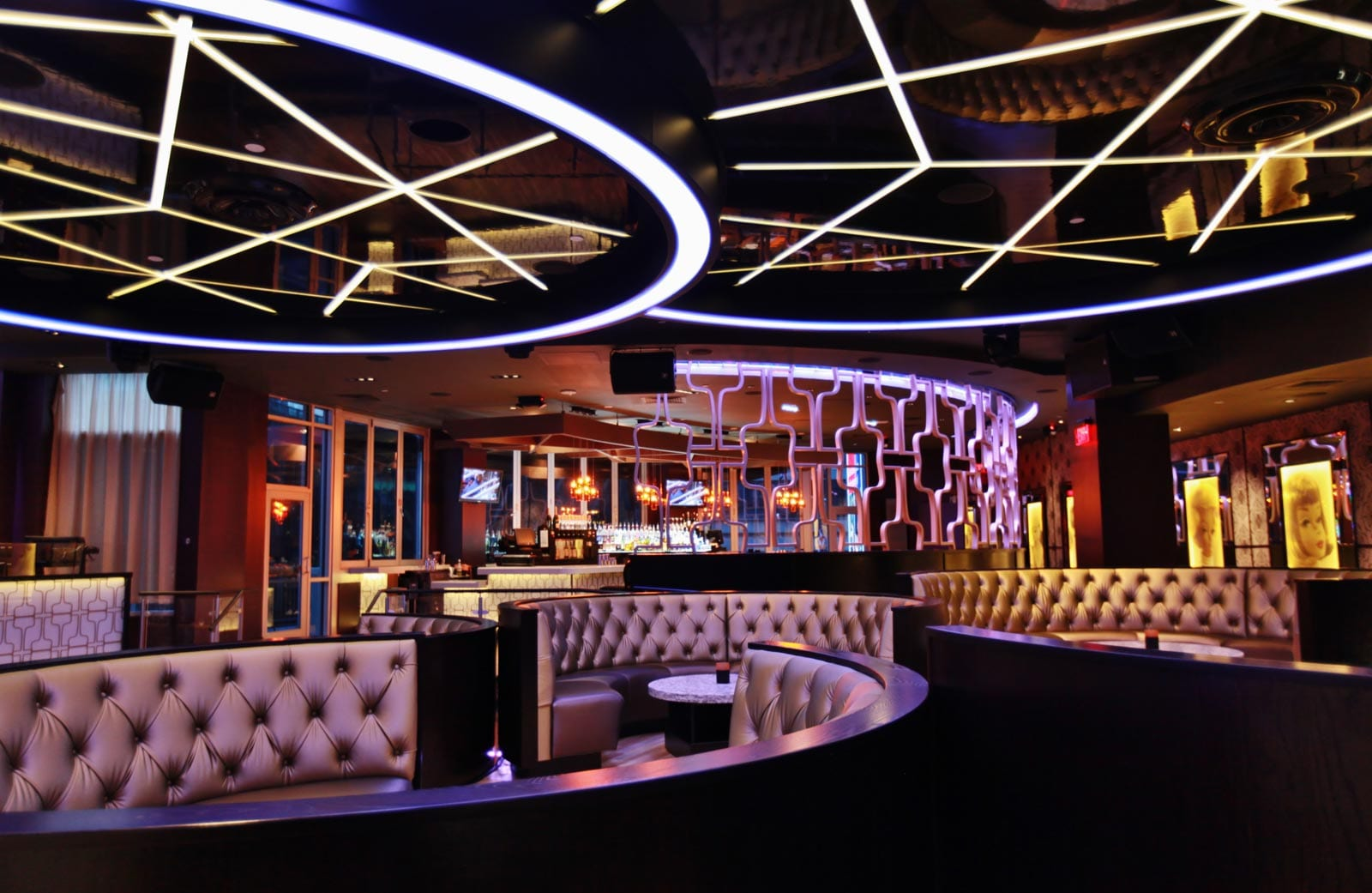 Bubble Hotel Restaurant Nightclub Design By Big Time