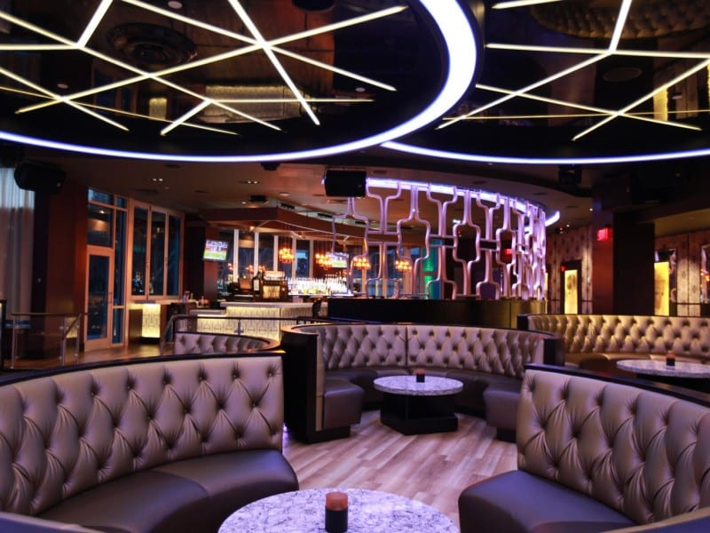 Bubble - Charlotte, NC - Restaurant & Nightclub Design by Bigtime Design Studios