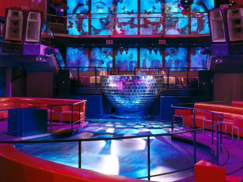Cameo - Miami, FL - Nightclub Design by Bigtime Design Studios