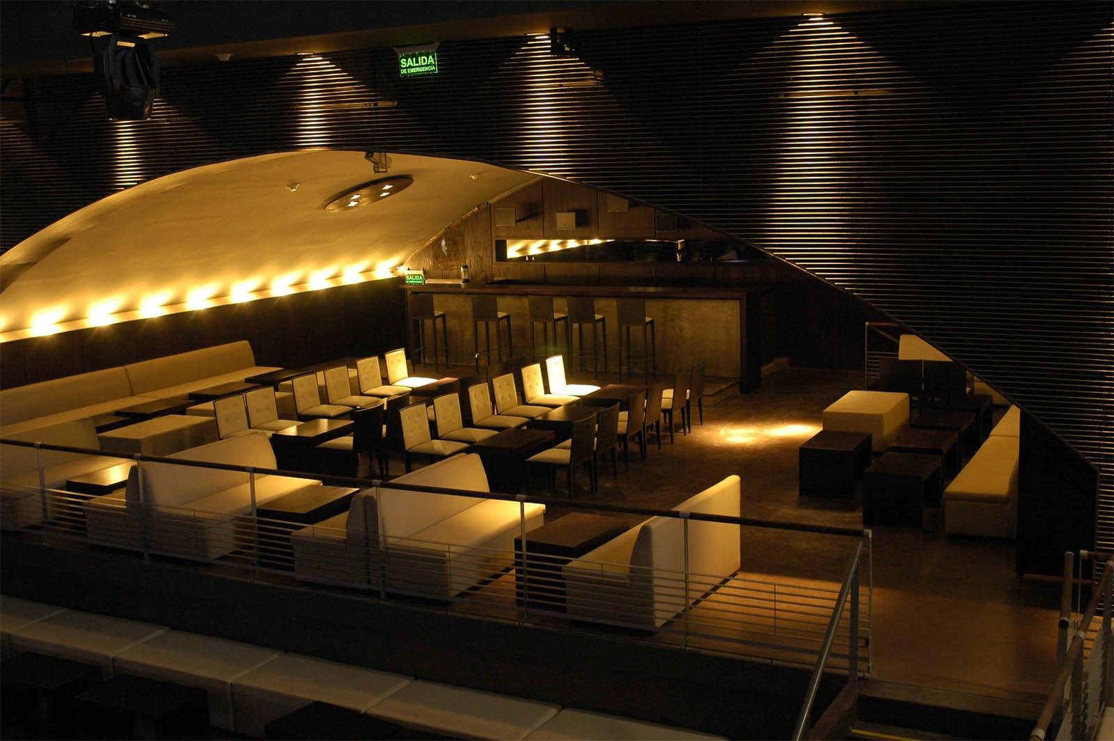 Crobar buenos aires hotel restaurant nightclub design for Hotel design buenos aires