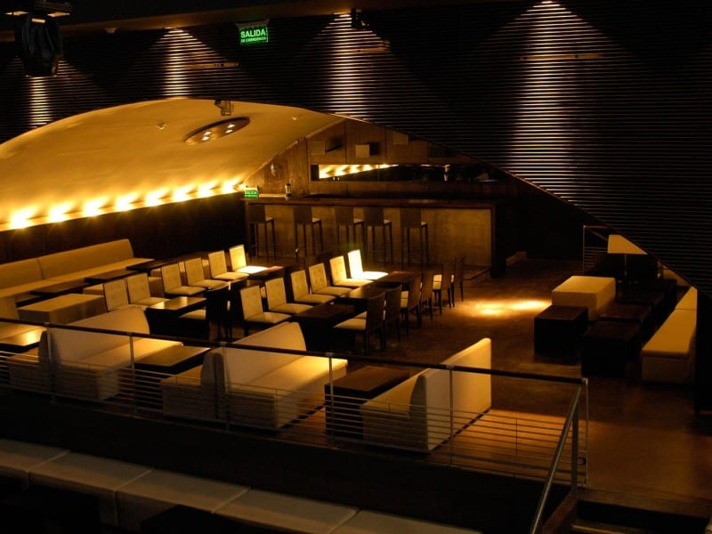crobar - Buenos Aires, Argentina - Nightclub Design by Bigtime Design Studios