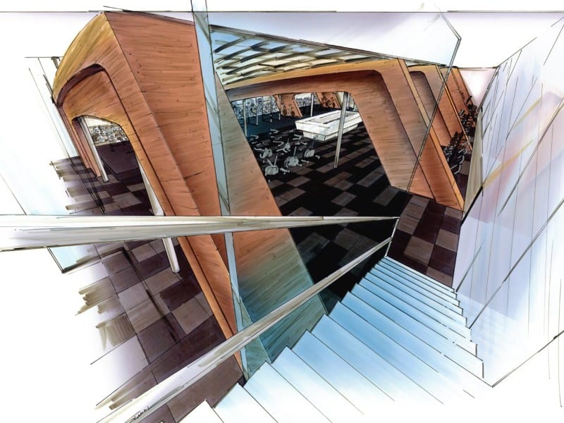 Crunch - Hospitality Design by Bigtime Design Studios