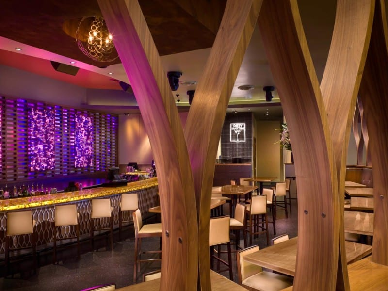 Dirty martini bar nightclub design restaurant design