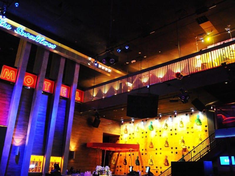 Exit 66 - Fort Lauderdale, FL - Nightclub Design by Bigtime Design Studios