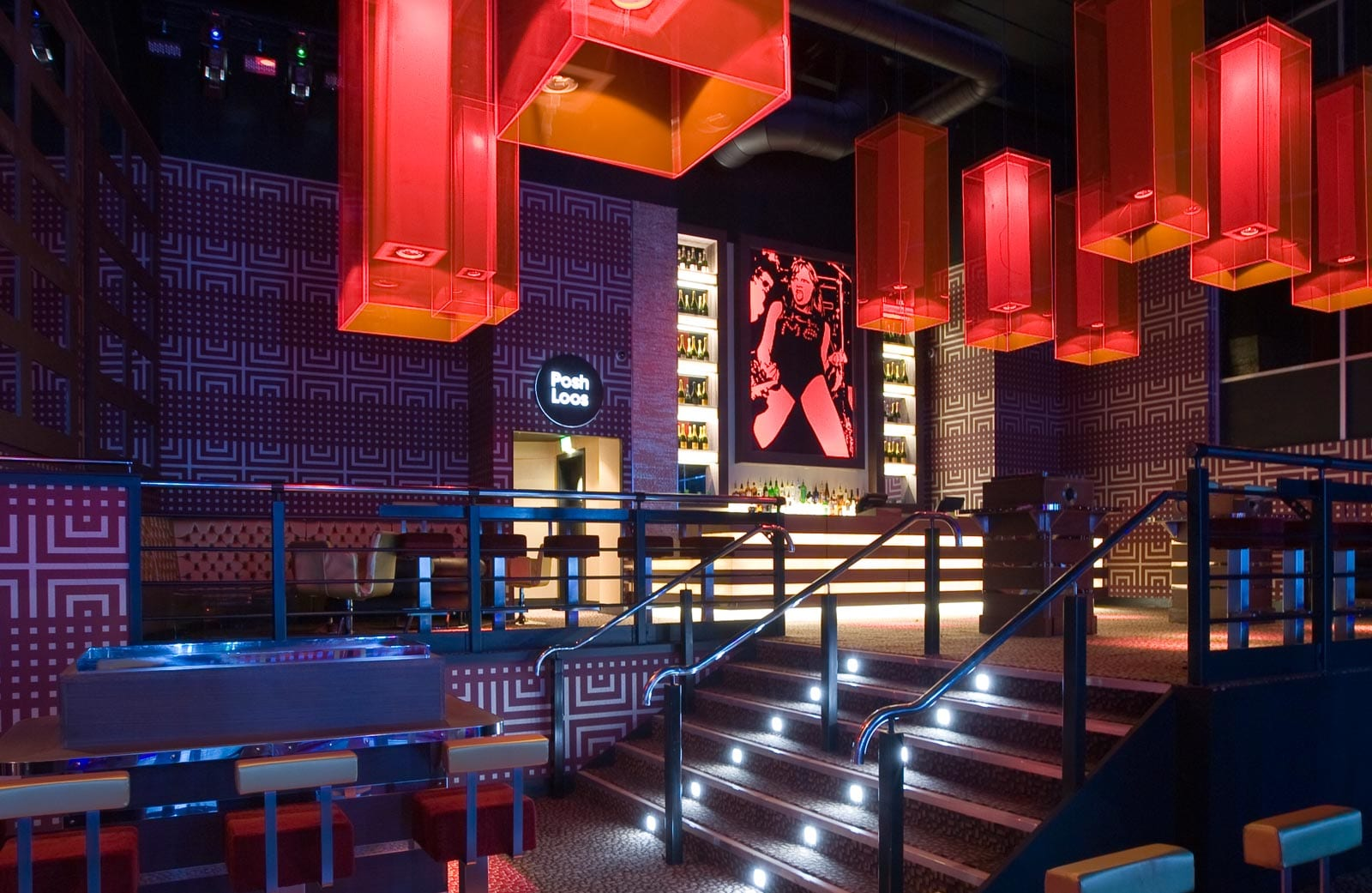 Gatecrasher Hotel Restaurant Amp Nightclub Design By Big