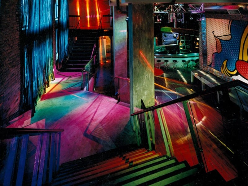 Kaboom - Nightclub Design by Bigtime Design Studios