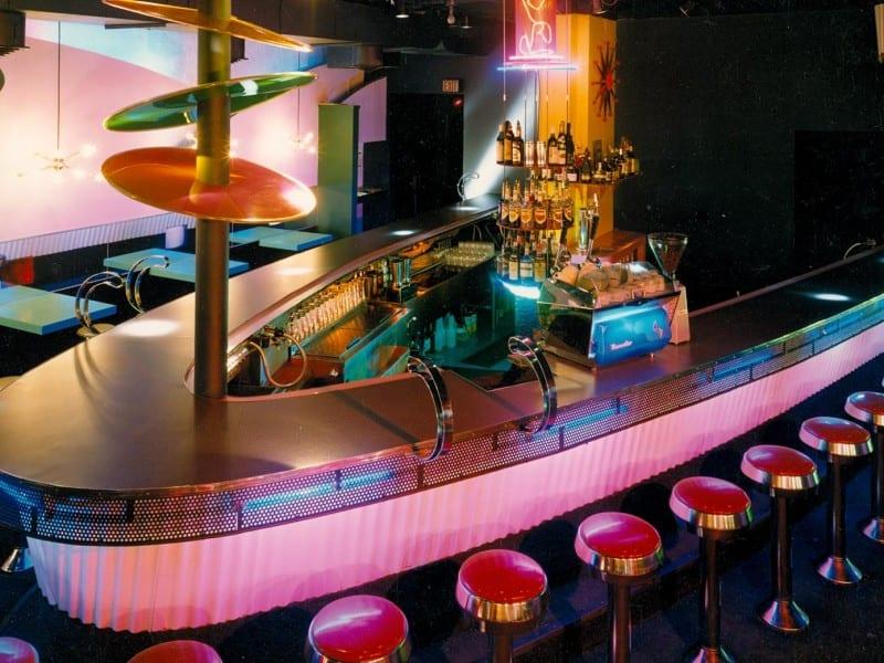 Orbit Room - Chicago - Nightclub Design by Bigtime Design Studios