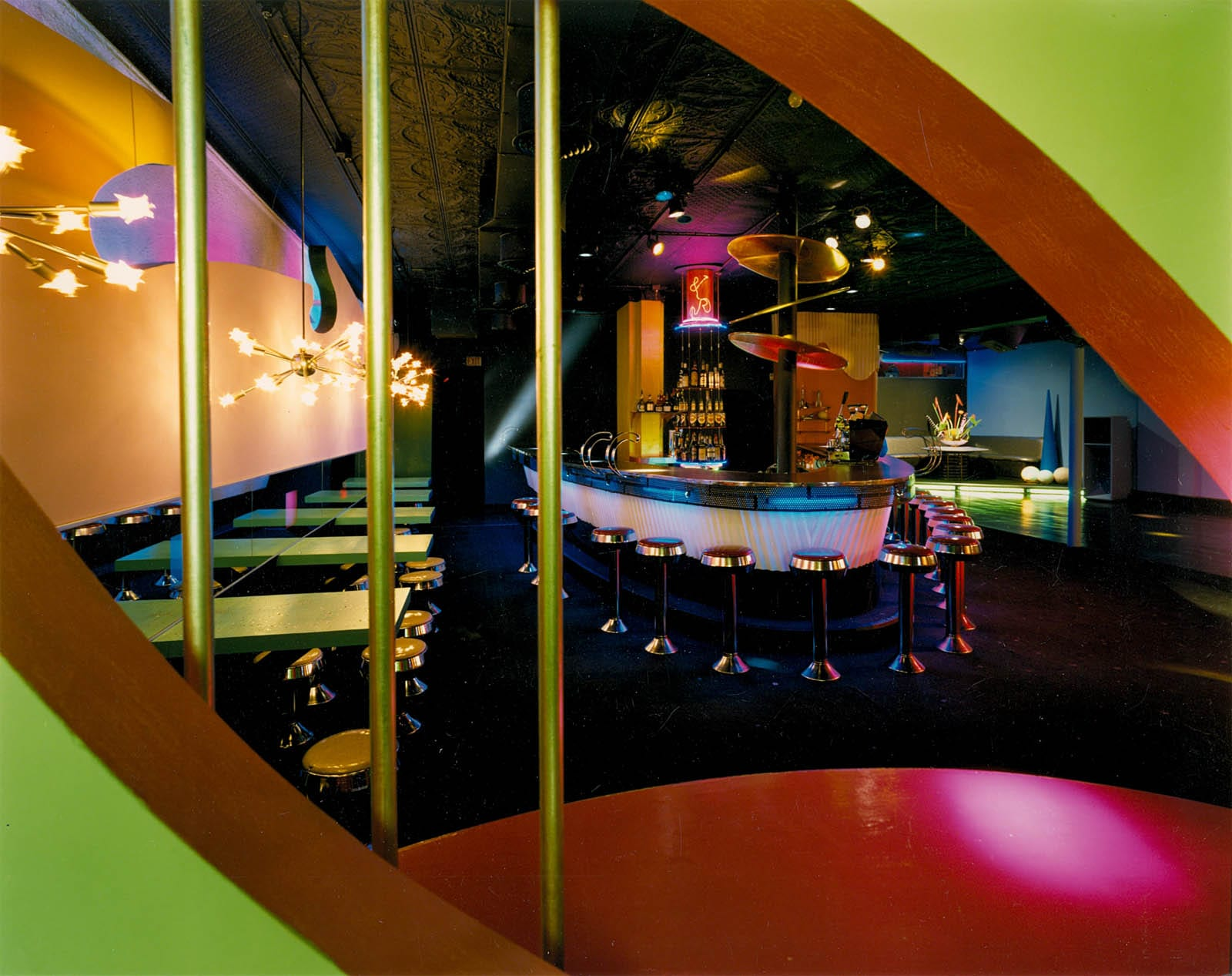 Orbit Room - Hotel, Restaurant & Nightclub Design by Big Time ...