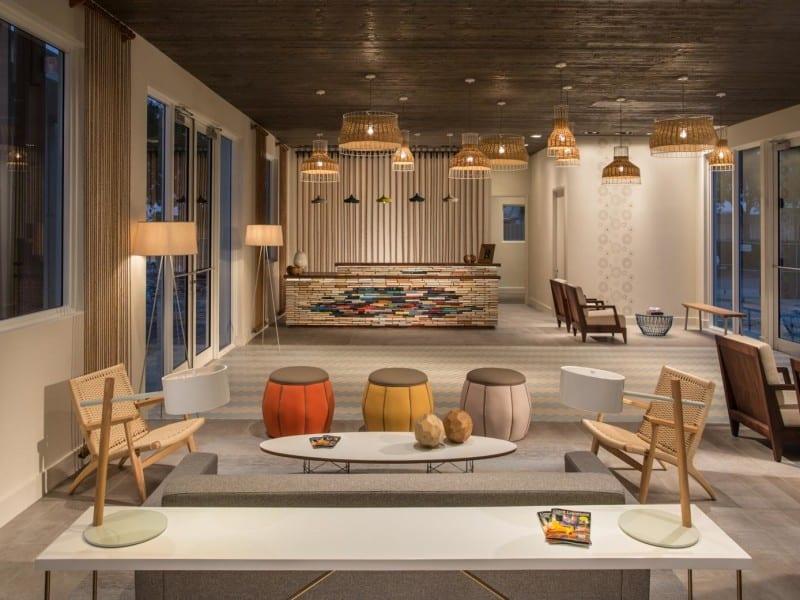 Postcard Inn - Hospitality & Hotel Design by Bigtime Design Studios