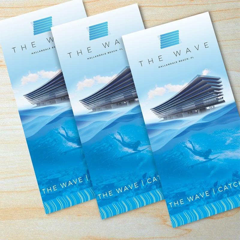 Wave-Brochures