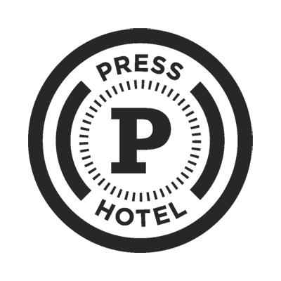 Press Hotel - Logo Design