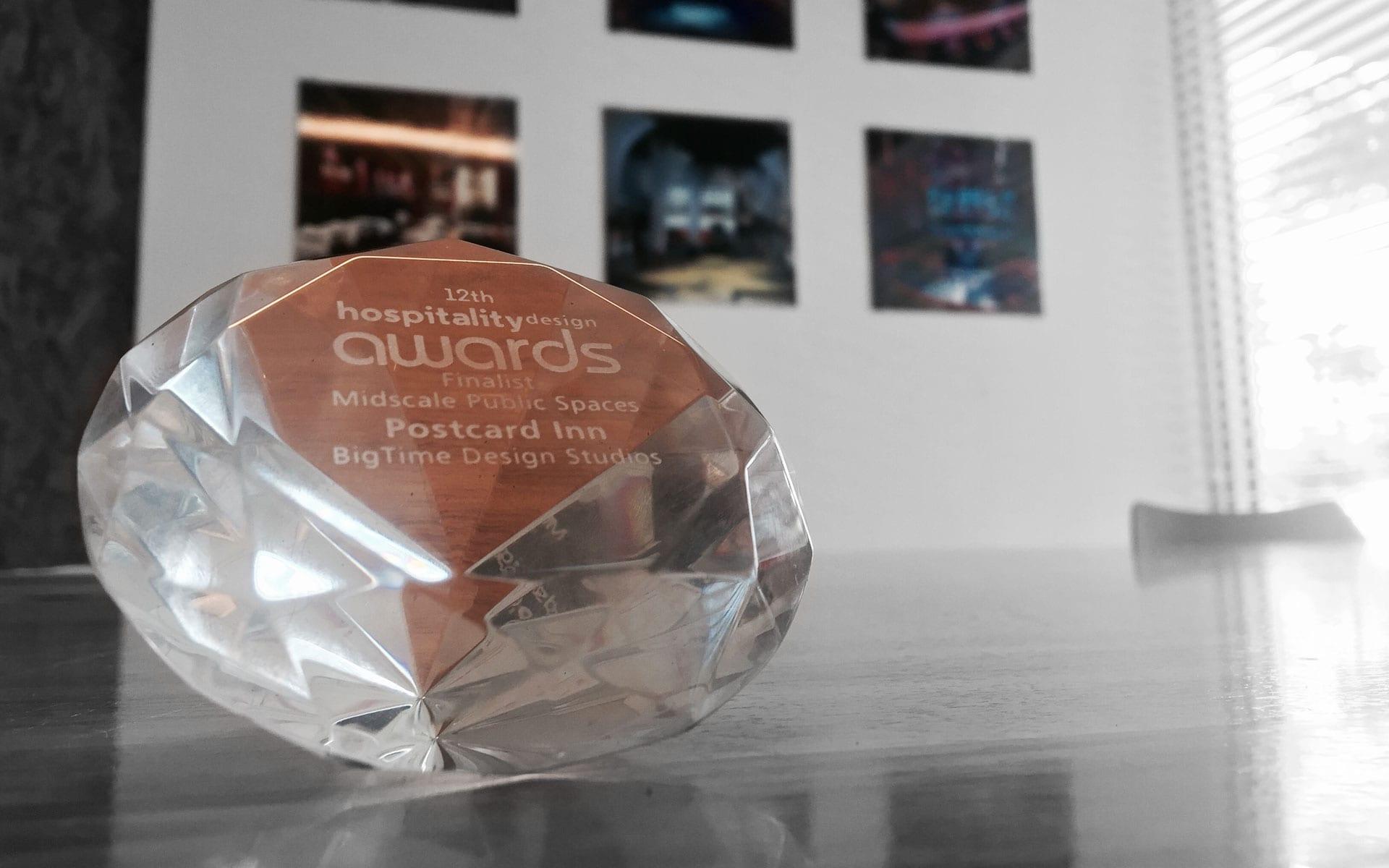 Bigtime Design Studios - HD Awards 2016