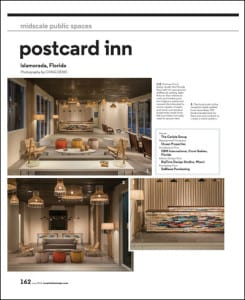 Hotel Design featured in Hospitality Design Magazine - HD