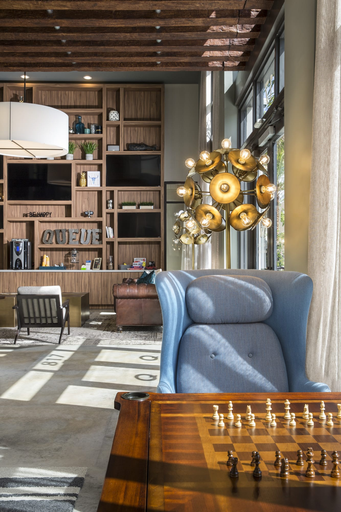 The Queue Residence Designed By Bigtime Design Studios