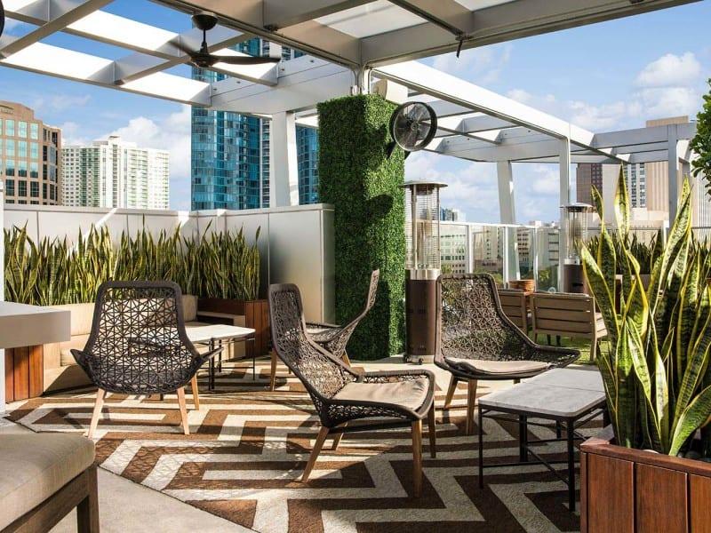 Rooftop - Las Olas - Bigtime Design Studios