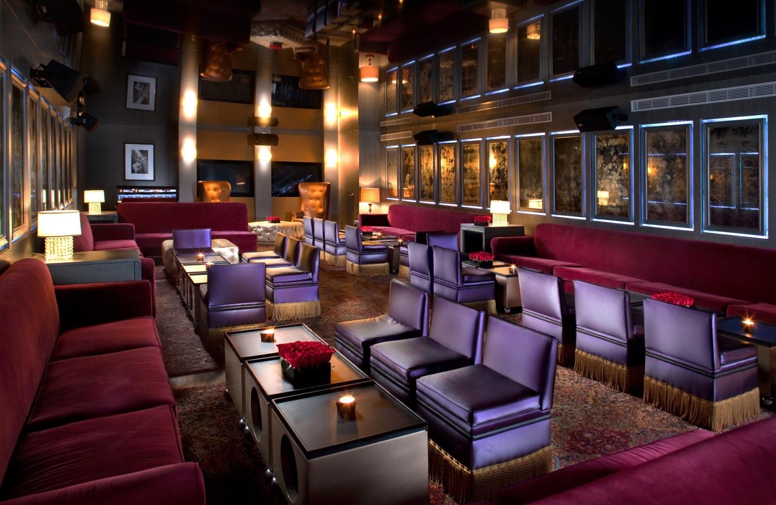 B Bar At The Betsy Hotel Hotel Restaurant Amp Nightclub